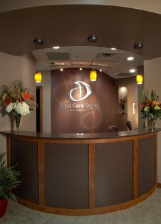 """A patient of Total Care Dental on Odana Road in Madison, WI called me to say, """"You need to see this place. What a great reception area!"""" ..."""