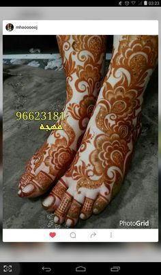 Bridal Sharara Designs For Wedding Latest Collections 2018 Khafif Mehndi Design, Henna Designs Feet, Arabic Henna Designs, Stylish Mehndi Designs, Mehndi Designs For Girls, Dulhan Mehndi Designs, Mehndi Design Pictures, Wedding Mehndi Designs, Beautiful Henna Designs