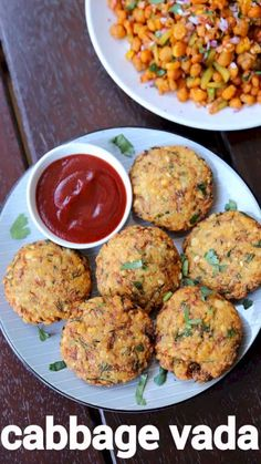 cabbage vada recipe, cabbage vadai, cabbage dal vada with step by step photo/video. easy & simple savoury snack recipe with grated cabbage shreds & mixed lentils. Pakora Recipes, Cutlets Recipes, Chaat Recipe, Paratha Recipes, Veg Recipes, Spicy Recipes, Vegetarian Recipes, Cooking Recipes, Cooking Tips