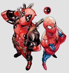 Learn To Draw Comics - Drawing On Demand Marvel Comic Universe, Marvel Dc Comics, Marvel Heroes, Marvel Cinematic Universe, Marvel Avengers, Spideypool, Wolverine, Deadpool Y Spiderman, Spiderman Art