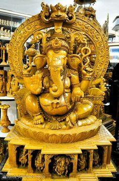 Ganesh God