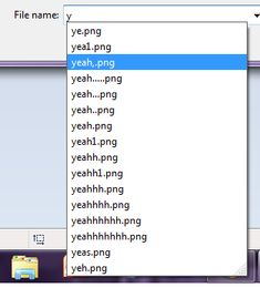 you should try renaming you files to another word