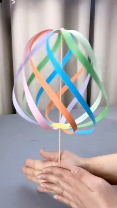 DIY Toy – Spinning Ball Greatest Origami Document Origami is one regarding the most delicate varieties of … Paper Crafts Origami, Paper Crafts For Kids, Preschool Crafts, Easter Crafts, Paper Crafting, Diy For Kids, Preschool Learning, Simple Kids Crafts, At Home Crafts For Kids