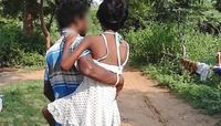 After a local driver brutally raped a 9-year-old girl in Jharkand, her intestines were badly ruptured and she needed medical help immediately. Her condition began worsening and local doctors couldn't stop her bleeding. <div><br></div><div>Her father then decided to carry her for 4 kms everyday - for a treatment. Doctors had to remove all parts of her colon and now she has to carry a colostomy bag at all times.<