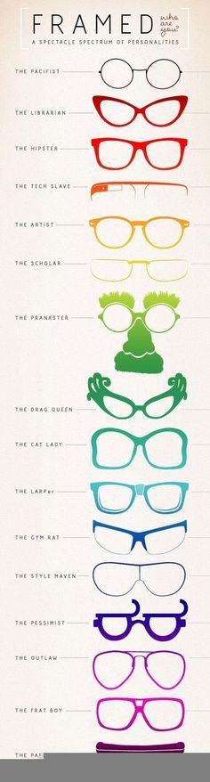i <3 my glasses.