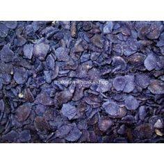 Crystallised violet petals - £8.95 50gms - Make a Wish Cake and Wedding Shop - ORDER SEPTEMBER 8TH