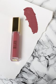 The perfect product for the girl-on-the-go, this flirty, pink-hued lip color is made with a no-fuss, liquid-to-matte formula, which dries to a soft and chic finish for fuller-looking lips. This non-st
