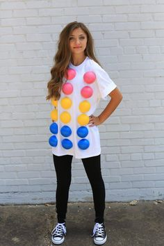 The Easiest DIY Halloween Costumes For Fashion Girls | Diy ...