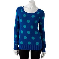 Blue & Turquoise Polka Dots <3