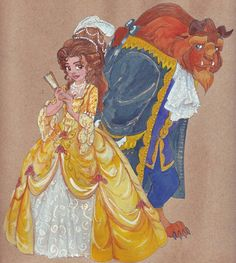 beauty and the beast belle prince adam couple