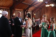 Lou & Peter's Wedding (Heartland)