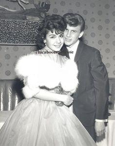 Annette and Bobby Rydell