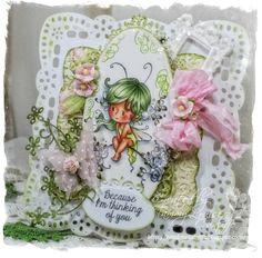 handmadeby tlc: Because I'm thinking of You!
