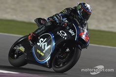 Francesco Bagnaia, Sky Racing Team at Qatar March testing High-Res Professional Motorsports Photography Vr46, Valentino Rossi, Racing Team, Cbr, Honda, March, Motorcycle, Concept, Bike