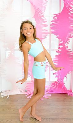 booty shorts dance teen