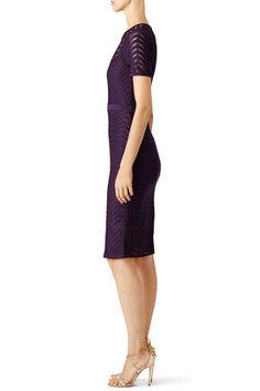 7b5d448271 Purple Swirl Dress by CYNTHIA STEFFE Rent The Runway