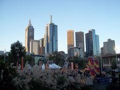 Photo taken at Moomba Festival 2012 Melbourne Australia, Best Cities, Perth, Festivals, New York Skyline, Events, City, World, Travel