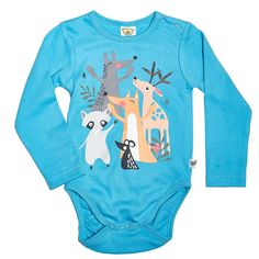 Nalle body luomupuuvilla - Jesper Junior   FAOR Oy Baby Wearing, Onesies, Autumn, Kids, Clothes, Fashion, Young Children, Outfits, Moda