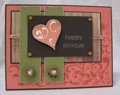 Happy Birthday Heart by EmileeAnn - Cards and Paper Crafts at Splitcoaststampers