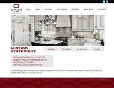 OPUS Homes (opushomes.com) — ©PM Design and Marketing
