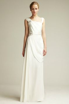 White Hot Wedding Dresses from Resort 2012 | OneWed