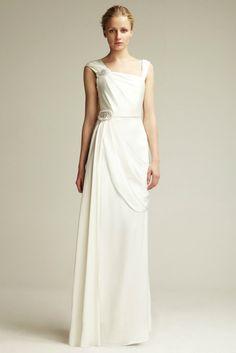 White Hot Wedding Dresses from Resort 2012 | OneWed