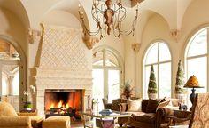 Dallas Design Group | Portfolio | room-style | Mediterranean