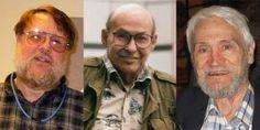 Ray Tomlinson, Marvin Minsky y Wesley A. Clark (izq.-der.) dieron su adiós en este comienzo de año.
