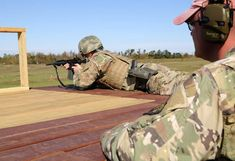 The new Army's Individual Weapons Qualification for Soldiers is expected to begin October 1, 2020, or fiscal year 2021. Patriotic Poems, Fiscal Year, October 1, Soldiers, Weapons, Army, United States, News, Image