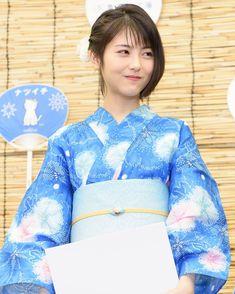 Cute Asian Girls, Pretty Girls, Yukata Kimono, Girls Dpz, My Beauty, Asian Woman, New Fashion, Beautiful Women, Japan