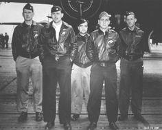 '30 Seconds Over Tokyo' fame: Doolittle Raid Crew No. 7 (Plane #40-2261, target Tokyo): 95th Bombardment Squadron, Lt. Ted W. Lawson, pilot; Lt. Dean Davenport, copilot; ...