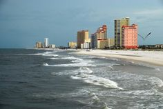 1. Alabama's beautiful Gulf Coast is the perfect place to relax and unwind. It's no wonder so many people move to the beach following retirement.