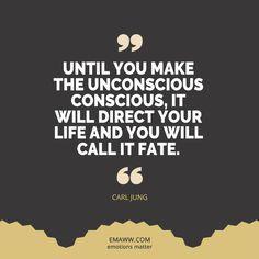How do you go from Unconsciousness to Consciousness?