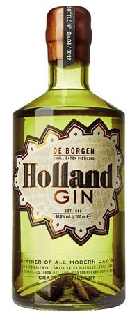 Hooghoudt offers a taste of Dutch history with De Borgen jenever range | TheMoodieReport.com