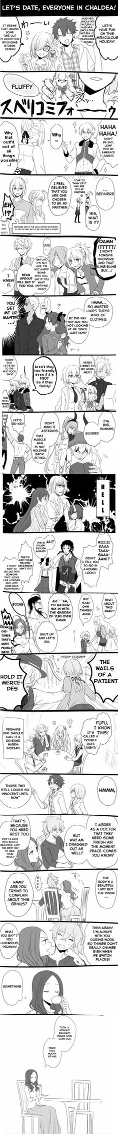 New Memes Funny Dating Ideas Fate Stay Night Series, Fate Stay Night Anime, Cute Comics, Funny Comics, New Memes, Funny Memes, Werewolf Games, Anime Manga, Anime Art