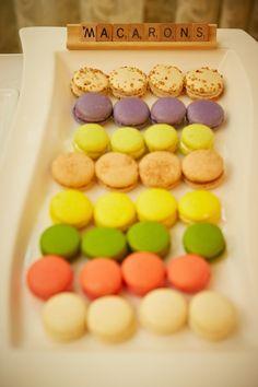 Colorful Macarons| Photo: www.pearstudios.ca/#/special/splash/pear-studios/