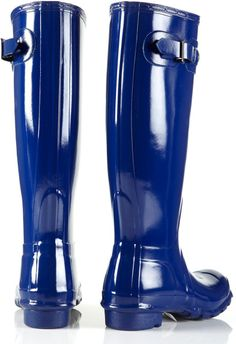 Hunter boots are new andingood condition - They Do Not have the white wax film layer on the surface like other hunter boots selling on eBay, they all in original shine finish. Description from ebay.co.uk. I searched for this on bing.com/images