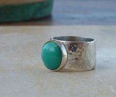 ON SALE, Turquoise Ring, Artisan Ring, Gemstone Ring, cocktail ring, Sterling silver Ring, Black Friday Etsy. $88.00, via Etsy.