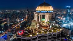 Rooftop bars, holistic spas, and peaceful pools are just some of the standout amenities at these hotels, voted World's Best by Travel Leisure readers. These are the Bangkok hotels to book for your next Thailand vacation. Hotels And Resorts, Best Hotels, Hotels In Bangkok, The Hangover, Bangkok Travel Guide, Laos Travel, Dubai, Thailand Vacation, Viajes