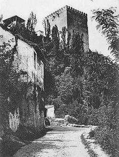 Cuesta de Los Muertos o de Los Chinos (Cuesta del Rey Chico) (1902)