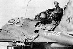 """https://flic.kr/p/rXfEbP   Messerschmitt Me 163 B """"Komet"""" (+06)"""