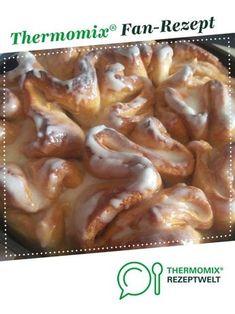 Zimt-Zucker Faltenbrot mit Guss von mel_black. Ein Thermomix ® Rezept aus der Kategorie Backen süß auf www.rezeptwelt.de, der Thermomix ® Community.