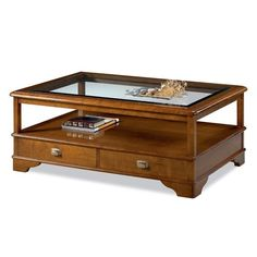 Coffee Table With Drawers, Glass Top Coffee Table, Coffe Table, Home Bar Furniture, Bedroom Furniture Design, Living Furniture, Tea Table Design, Dressing Table Design, Center Table Living Room