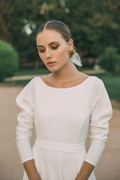 It's My Valentine: Faith: María Baraza Hijab Wedding Dresses, Disney Wedding Dresses, Princess Wedding Dresses, Elegant Wedding Dress, Bridal Dresses, Hijab Bride, Grad Dresses, Bridal Looks, Bridal Style