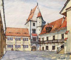 Sibiu,Transilvania,Romania