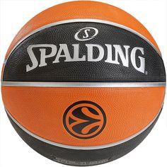 Euroleague TF 150 Outdoor Basketball Replica des offiziellen Euroleague Spielball Details: Innovatives Panel-Design / Two-tone Oberfläche / Sehr gute Mischung aus Haltbarkeit und Spieleigenschaften / Größe: 5 Geschlecht: Unisex Größe: 5 Material: Gummi Sportart: Basketball...