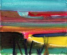Barbara Rae New Shore Lacken Abstract Landscape, Landscape Paintings, Landscapes, Barbara Rae, Abstract Art Images, Blue Horse, All Art, Artsy, Gallery