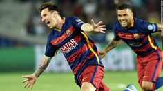 Lionel Messi says he never wants to leave Barcelona. Sorry,...: Lionel Messi says he never wants to leave Barcelona. Sorry, Premier… #Messi