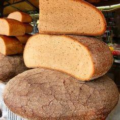For Elijah: bread using GF Namaste flour