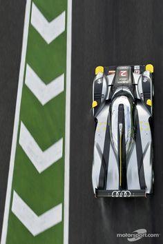 Audi e-tron, 2nd place Le Mans 2012